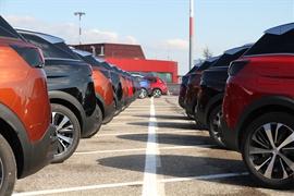 Peugeot park