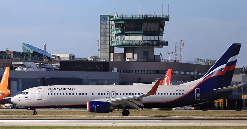 Aeroflot fa tris