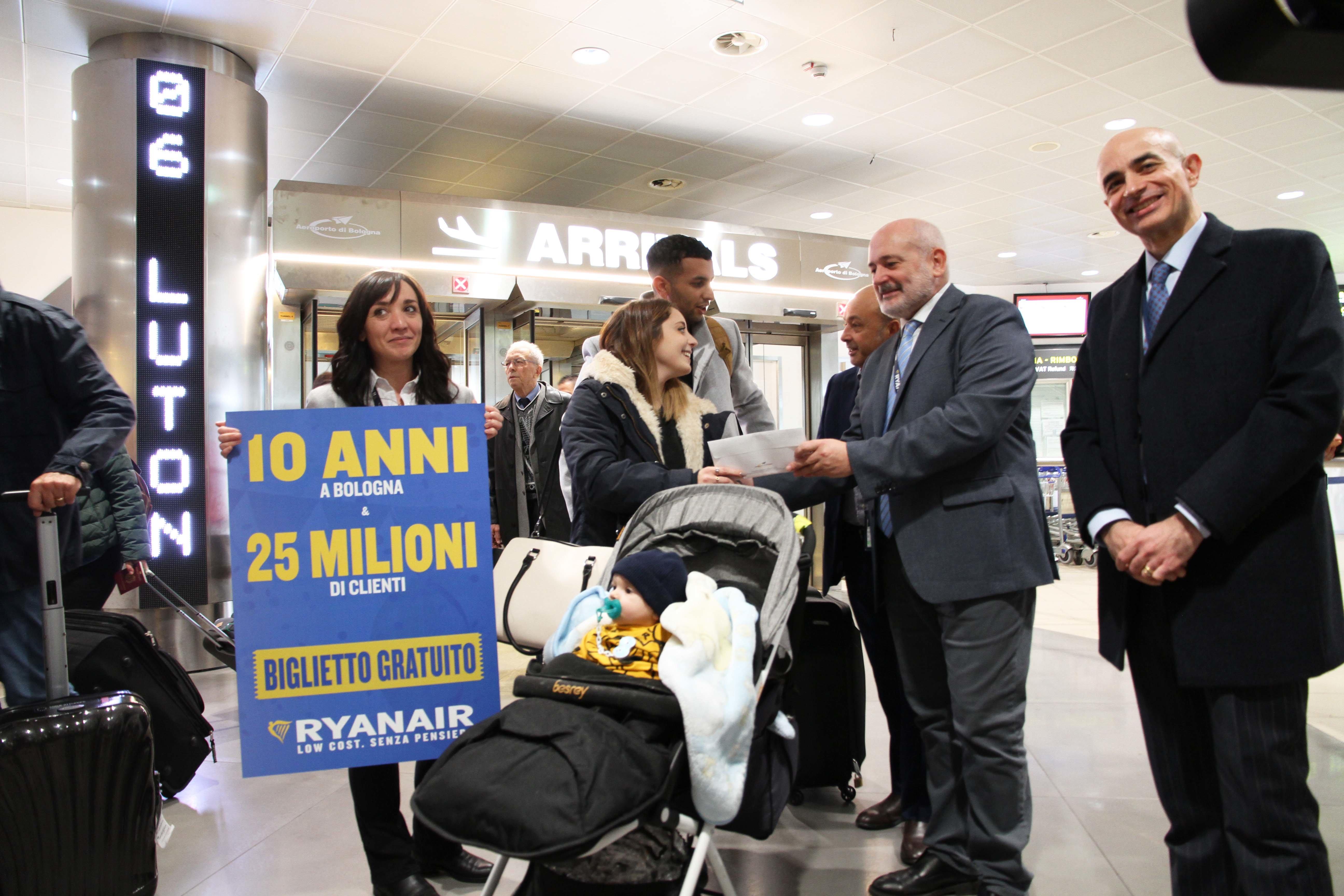 10 anni Ryanair