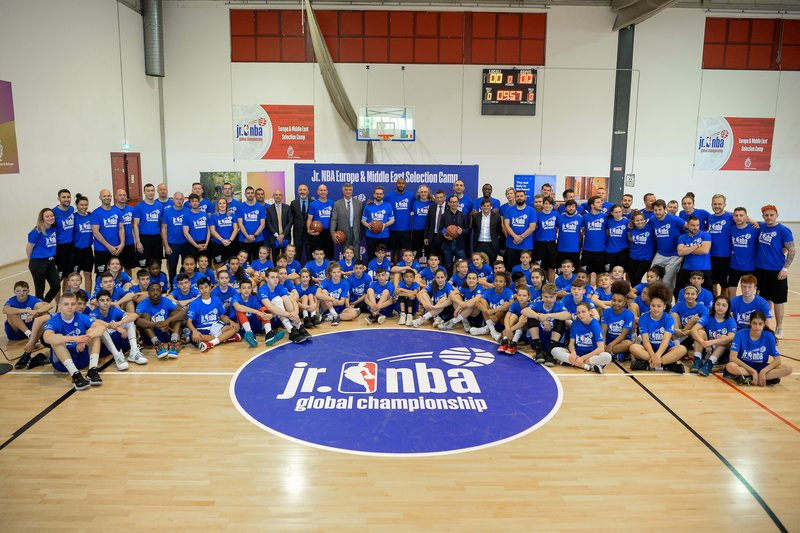 NBA JUNIOR CAMP