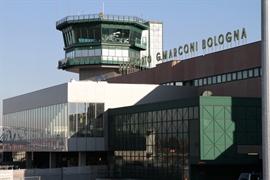 Foto istituzionale della facciata del Terminal