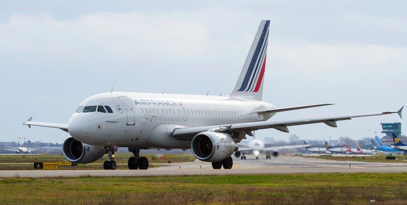 AIR FRANCE 2020