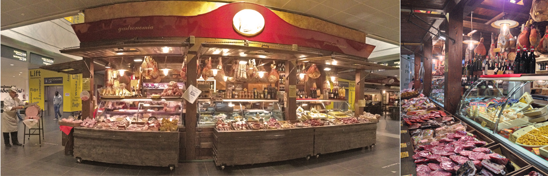 Vecchia Malga - Traditional food shop