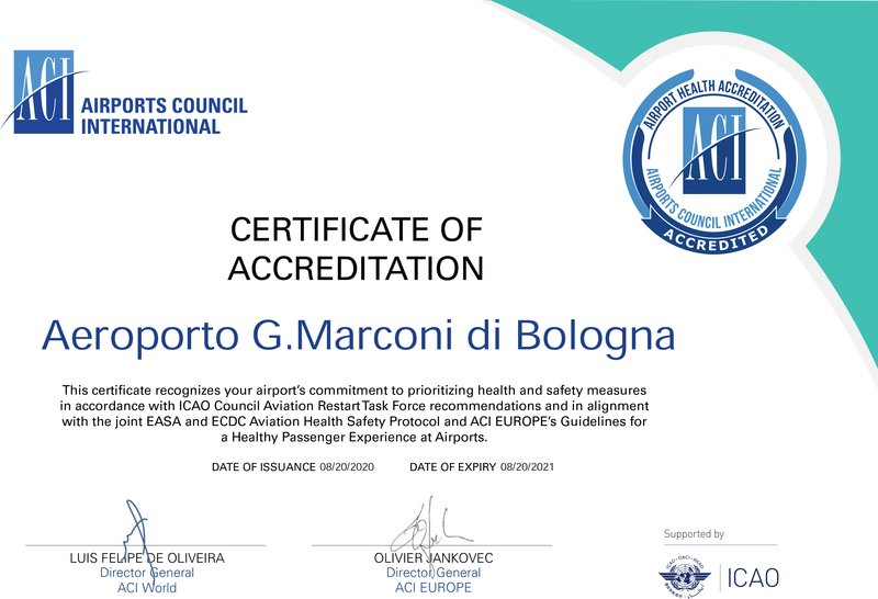 ACI HEALTH ACCREDITATION