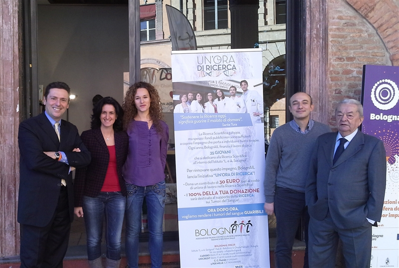 Bolognail team