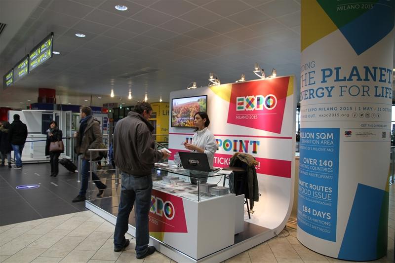 Infopoint Expo Milano