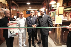 Inaugurazione Pizzeria Vecchia Malga