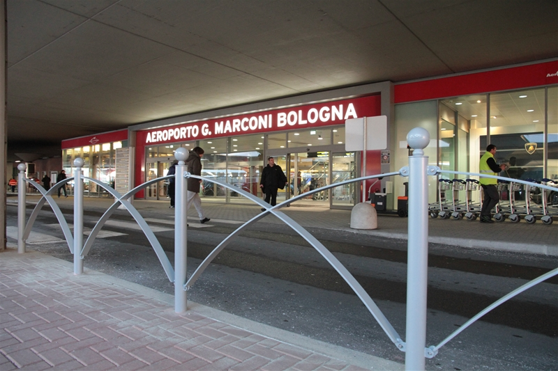Nuova Main Entrance