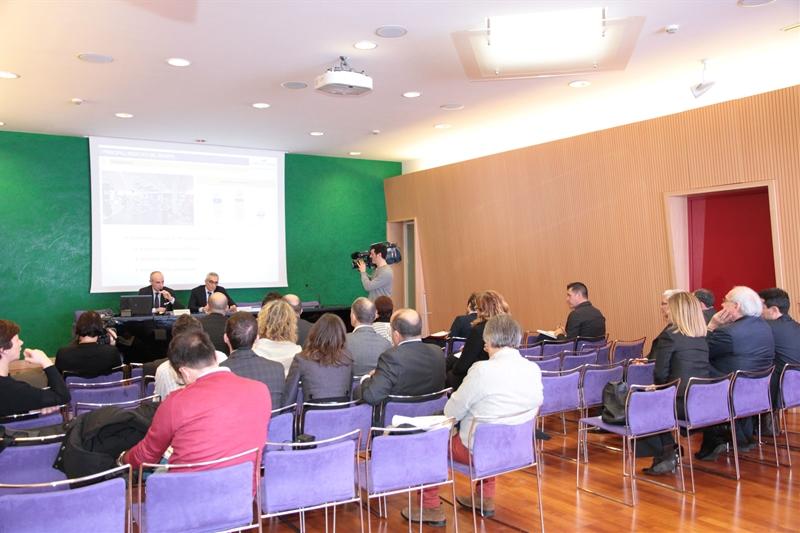 Presentazione Bilancio 2014