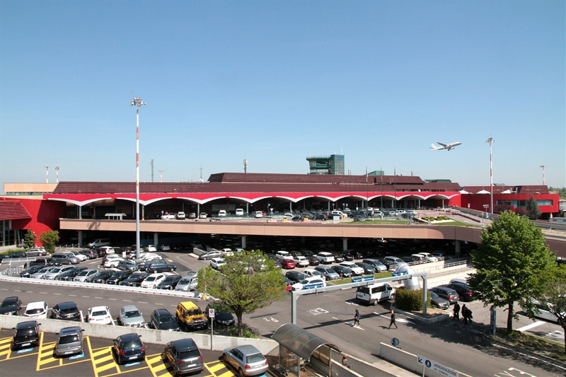 Panoramic view of the Terminal