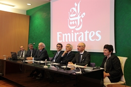 Emirates Press Conference