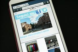 Homepage WIFI TV
