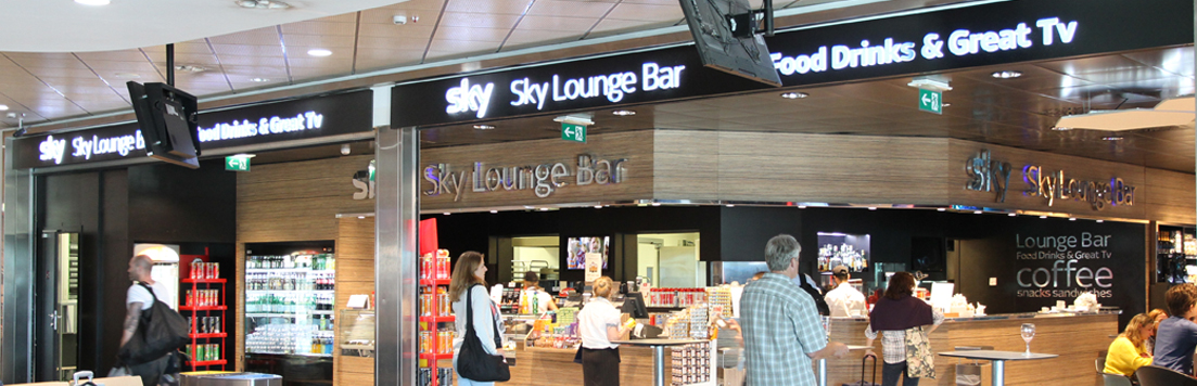 Sky Lounge - Bar Restaurant