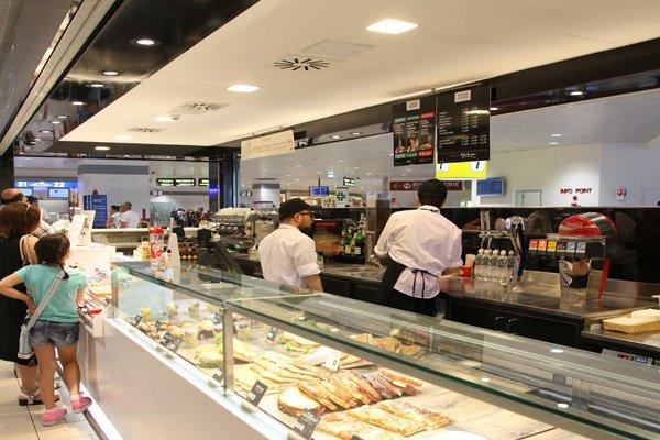 Tentazioni - 小吃店