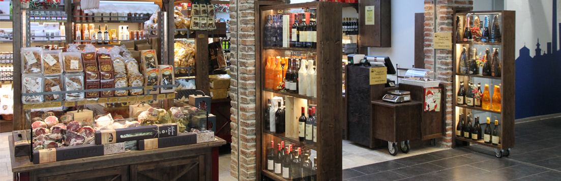 Fine Food & Wine - Traditional food & wine shop
