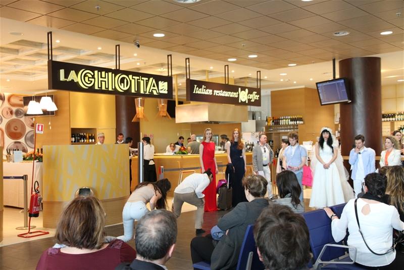 Flash mob La Ghiotta